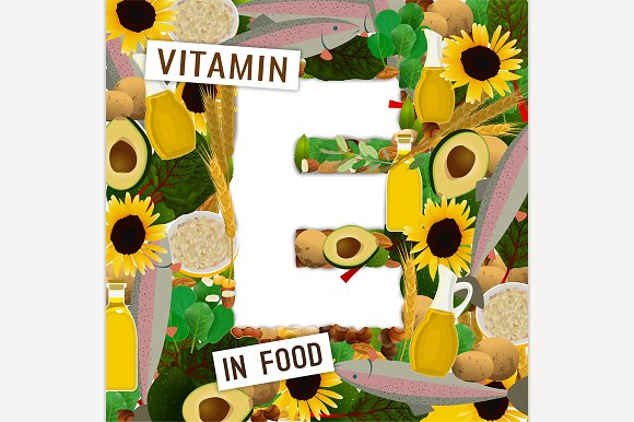 Vitamins Backgrounds