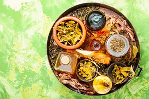 Alternative herbal medicine