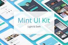 Mint UI kit