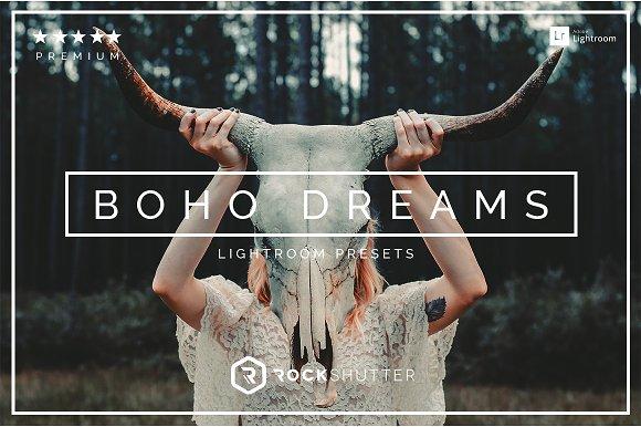 Bohemian Dreams LR Presets