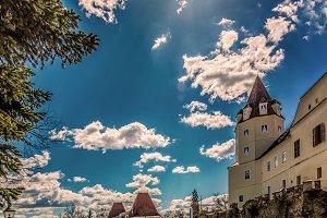 Castle / street