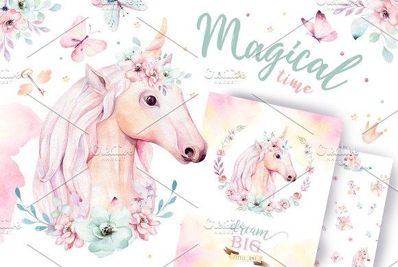 Magical Time Dream Big