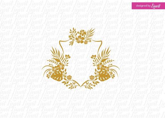 Exotic Wedding Logo