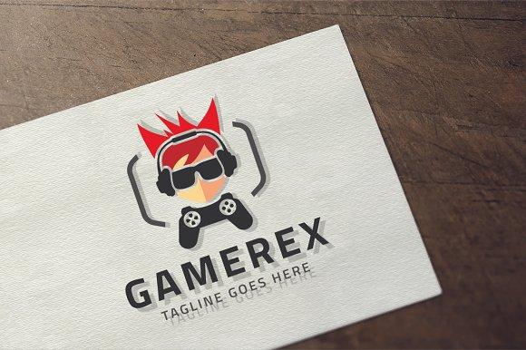 Gamerex Logo
