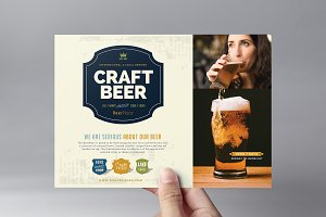 Pub Flyer Template