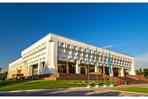 Turkiston Concert Hall in Tashkent - Uzbekistan