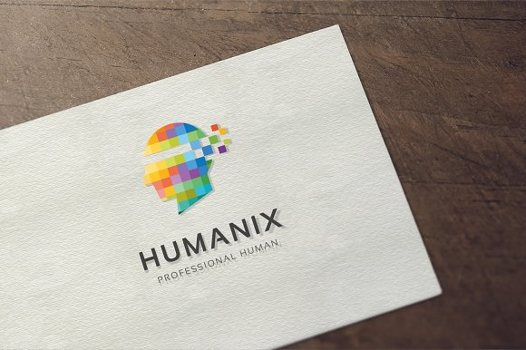 Human Digital Logo