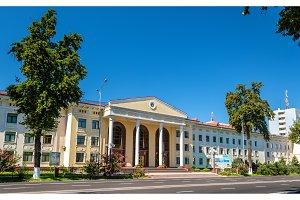 Buildings in the centre of Tashkent, Uzbekistan