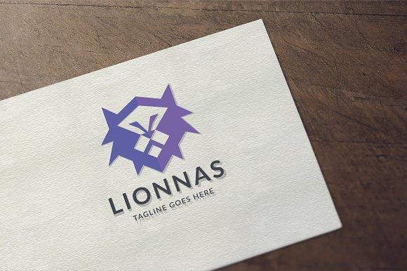Lionnas Logo