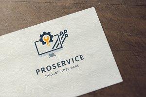 Proservice Logo