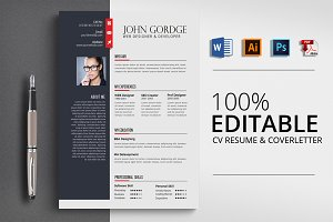 Word Job Resume CV