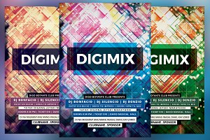 Digimix Flyer