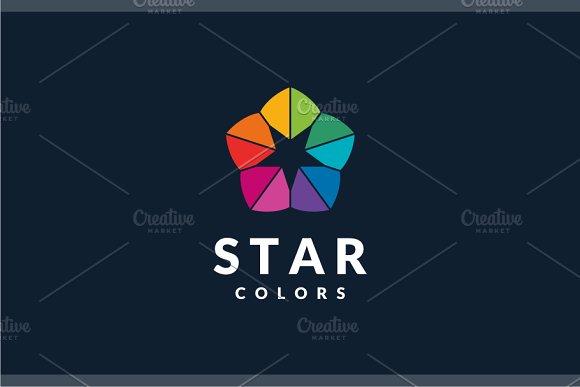 Star Colors Logo