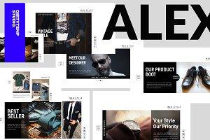 ALEX - Keynote