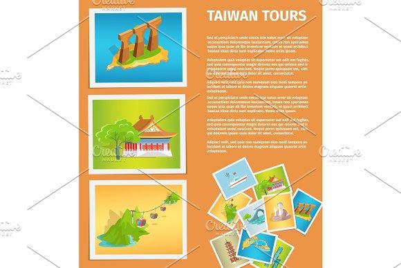 Travel Memories Flat Vector Web Banner