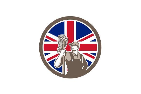 British Industrial Cleaner Union Jac