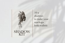 NATURAL LIGHTING SHADOW MOCKUP KIT