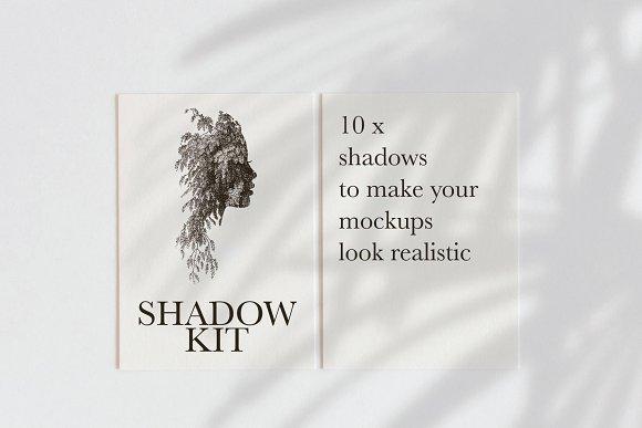 Download NATURAL LIGHTING SHADOW MOCKUP KIT