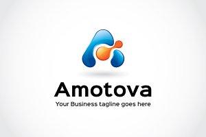 Amotova Logo Template