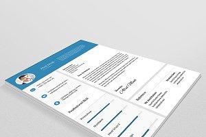 Material Resume/CV-V05