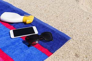 Solar protection concept.