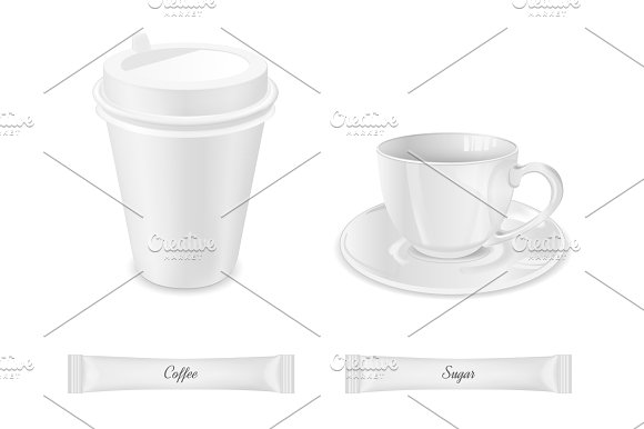 Disposable Packaging And Cup