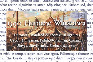 1590 Humane Warszawa OTF