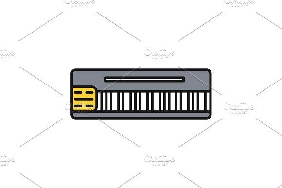 Mellotron Color Icon