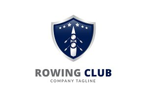 Rowing Club Logo
