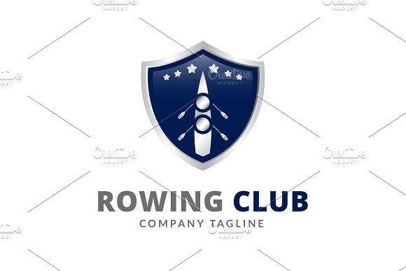 Rowing Club Logo