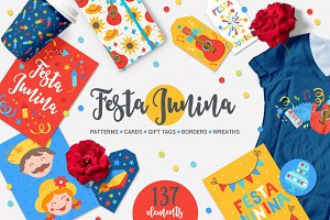 Festa Junina Kit