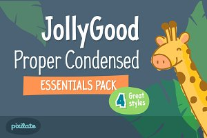 JollyGood Proper Condensed-Essential