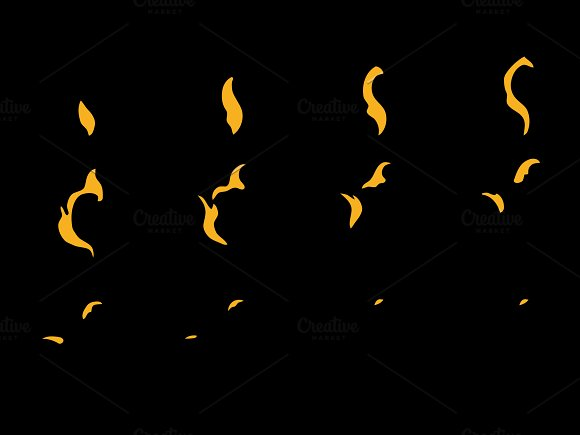Sprite Sheets Flame Ready For Games