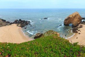 Praia do Guincho (Portugal).