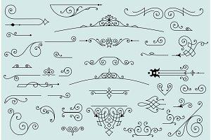 65 design elements