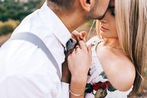 Kiss me tenderly