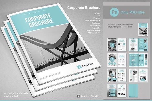 Corporate Brochure PSD