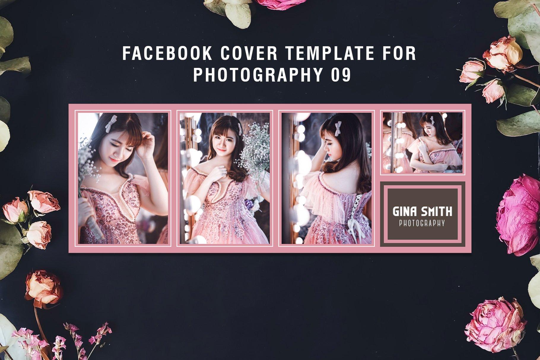 Facebook Cover For Fashion Template Facebook Templates Creative