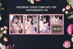 Facebook Cover For Fashion Template