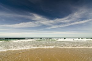 beach in  Coast of death 2