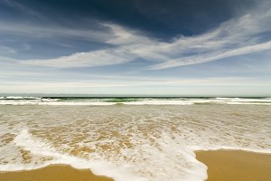 beach in Coast of death 3