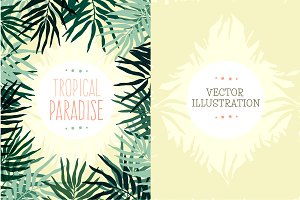 Tropical Paradise Design