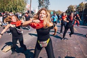 Students Protest Education Profit