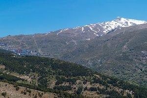 Sierra mountain Nevada National Park
