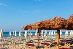 Salento sea coast, Puglia, Italy
