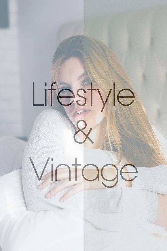 Lifestyle Vintage ACR