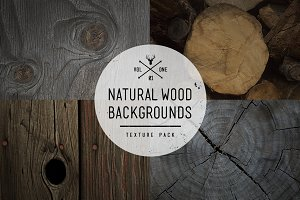 Natural Wood Texture Pack