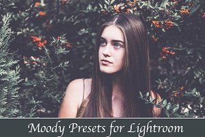 50 Moody Presets for Lightroom