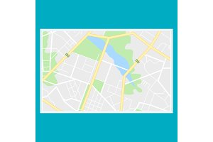 city map navigation
