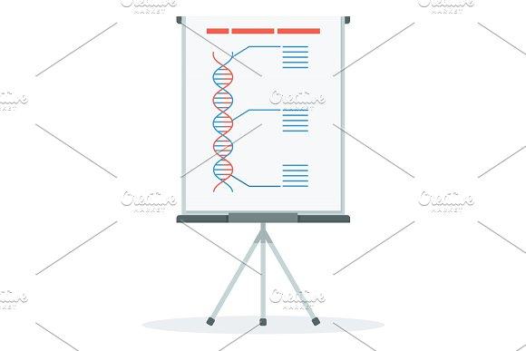 Medical Presentation Concept